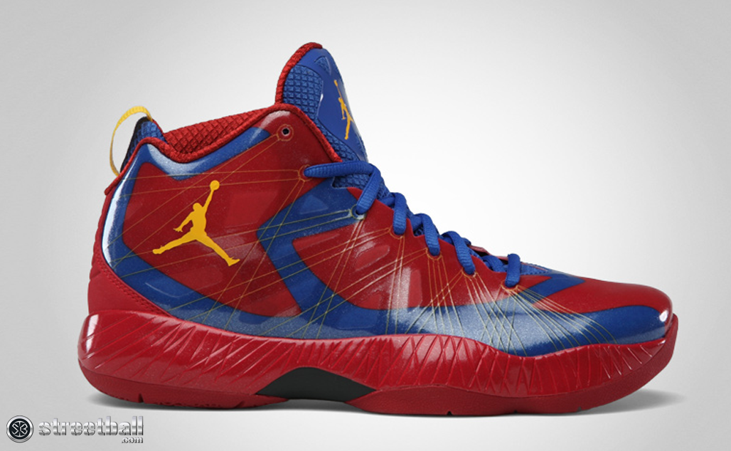 Air Jordan 2012 Lite Basketball Shoes Red - Streetball