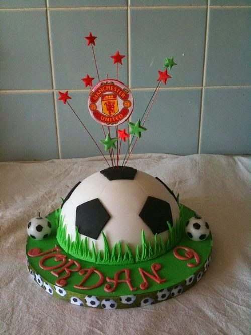 Top 21 Football Themed Birthday Cake Ideas With Images