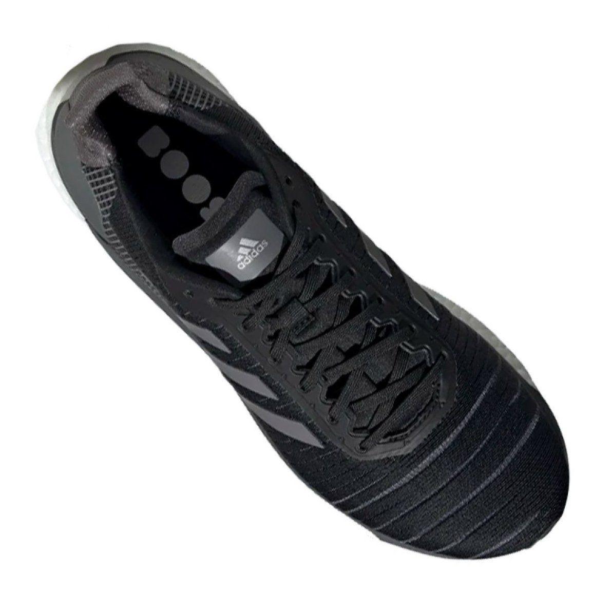 Buty adidas Solar Glide 19 M G28463 czarne | Buty adidas