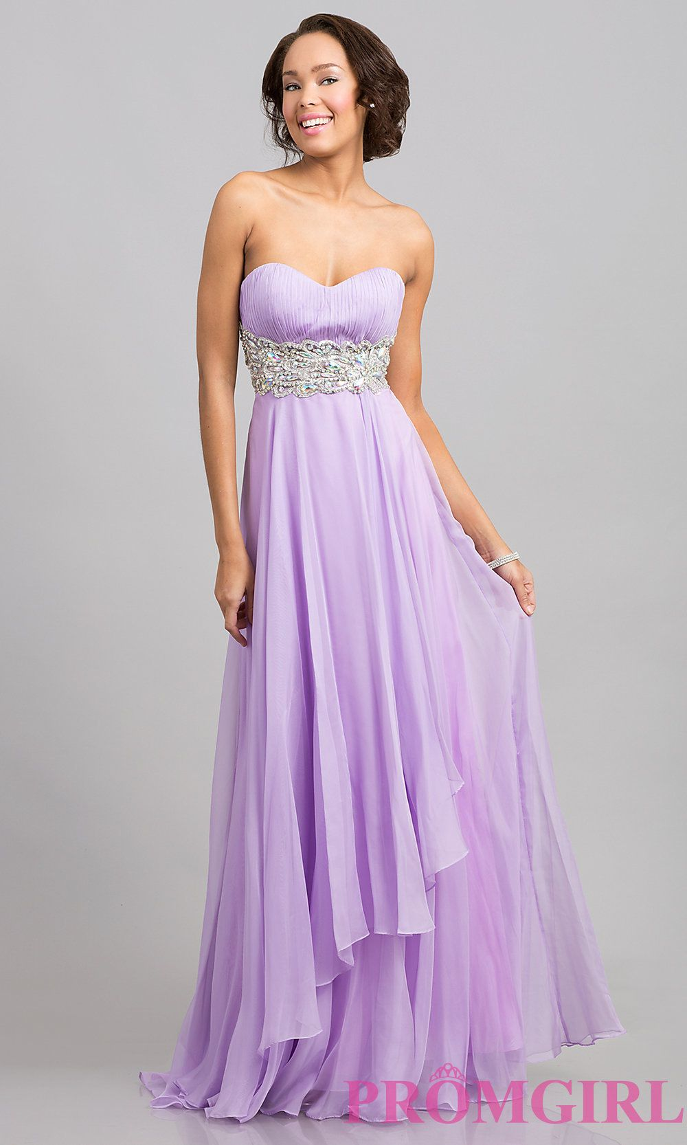 Long prom dress style al front image prom dresses