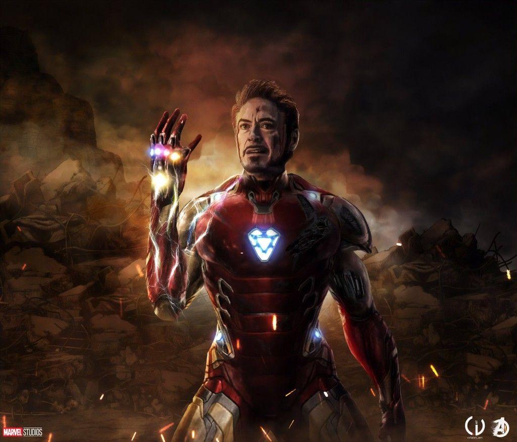 Marvel Avengers Endgame Avengersendgame Ironman Tonystark