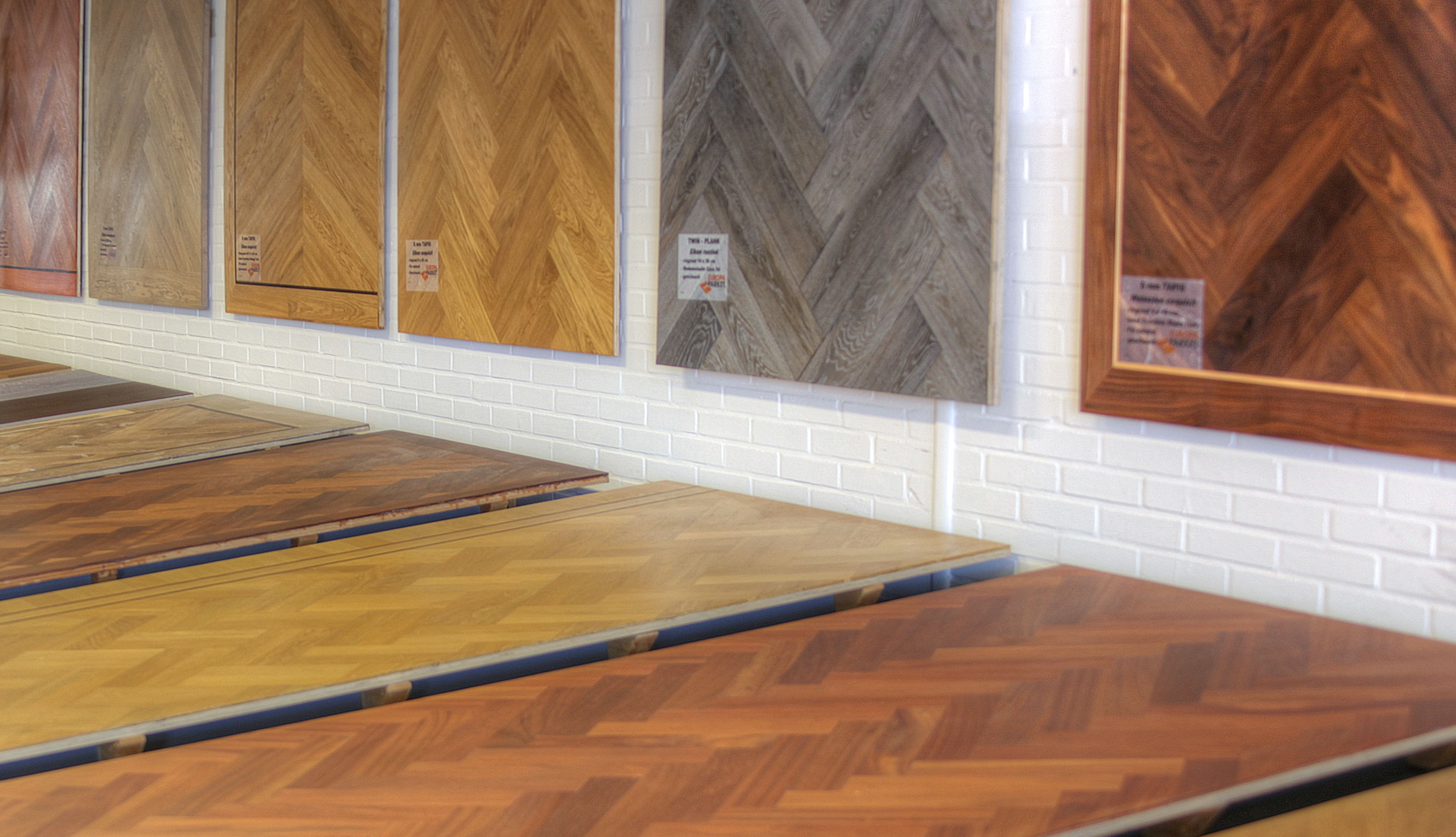 Wist u dat wij in onze showroom niet alleen houten patroon