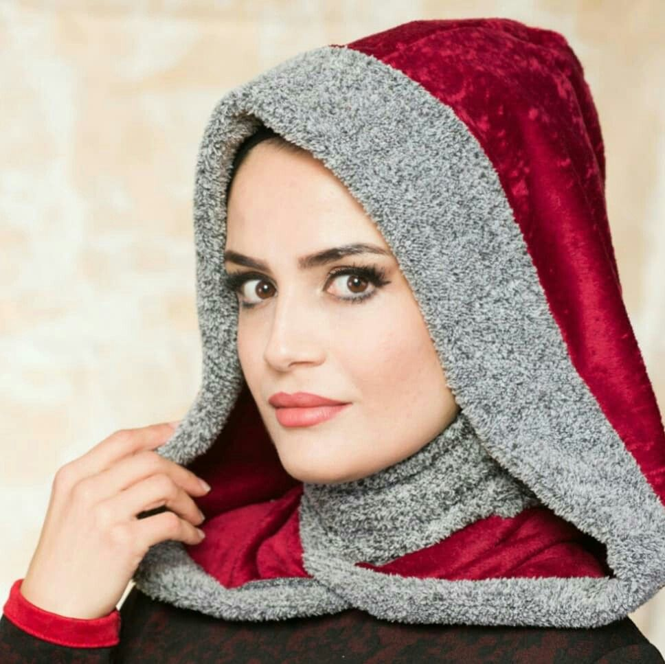 мусульманский платок на голову название
