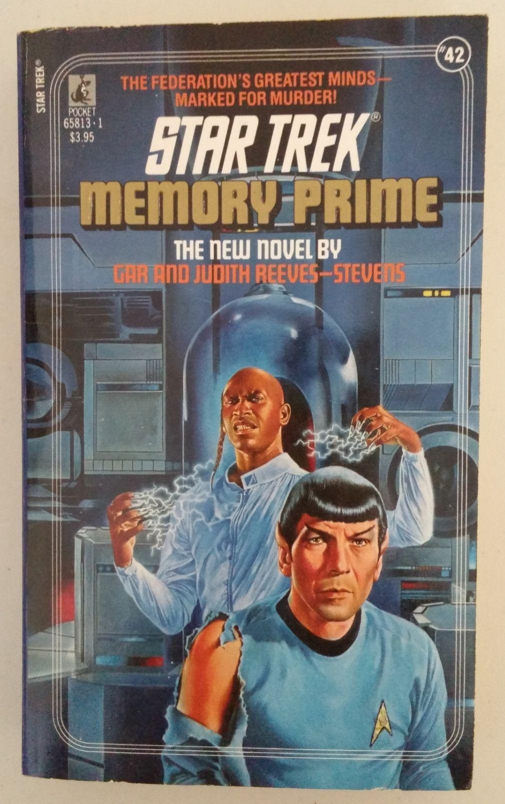 Star Trek: Memory Prime -- Gar and Judith Reeves-Stevens