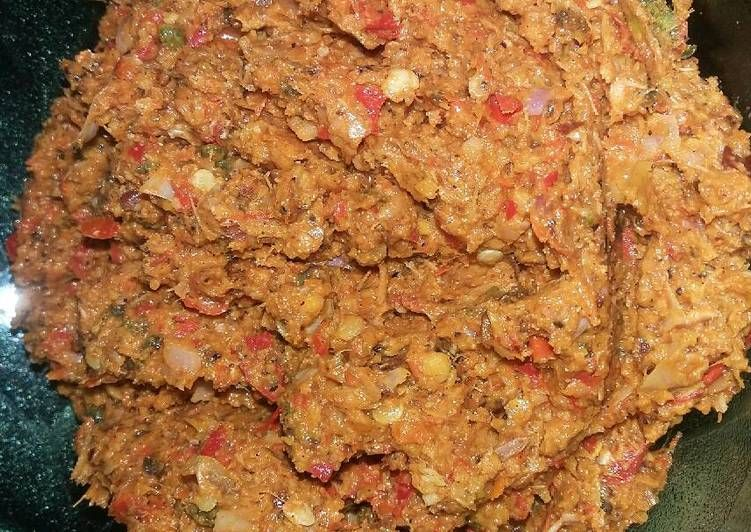Resep Sambal Rias Kecombrang Ala Sumut Oleh Susan Febrianty Simanjuntak Resep Makanan Pedas Resep Resep Masakan Pedas