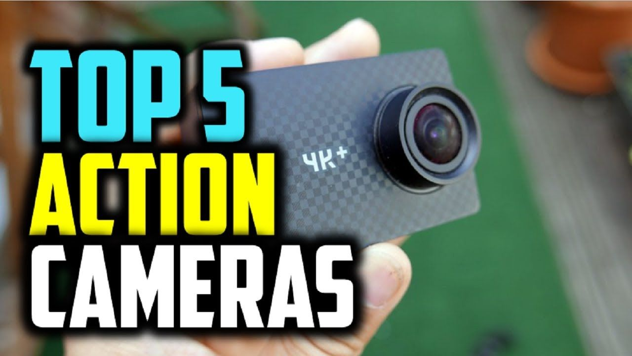 ✔️Action Camera: Best Action Camera 2019 | Top 5 Action