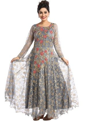 Khwaaish Stunning Grand Gowns Pick Any 1 First Gowns Salwar