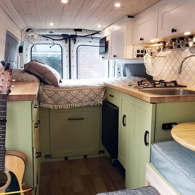 Photo of Optimiser la place dans son van : astuces de rangement dans un van