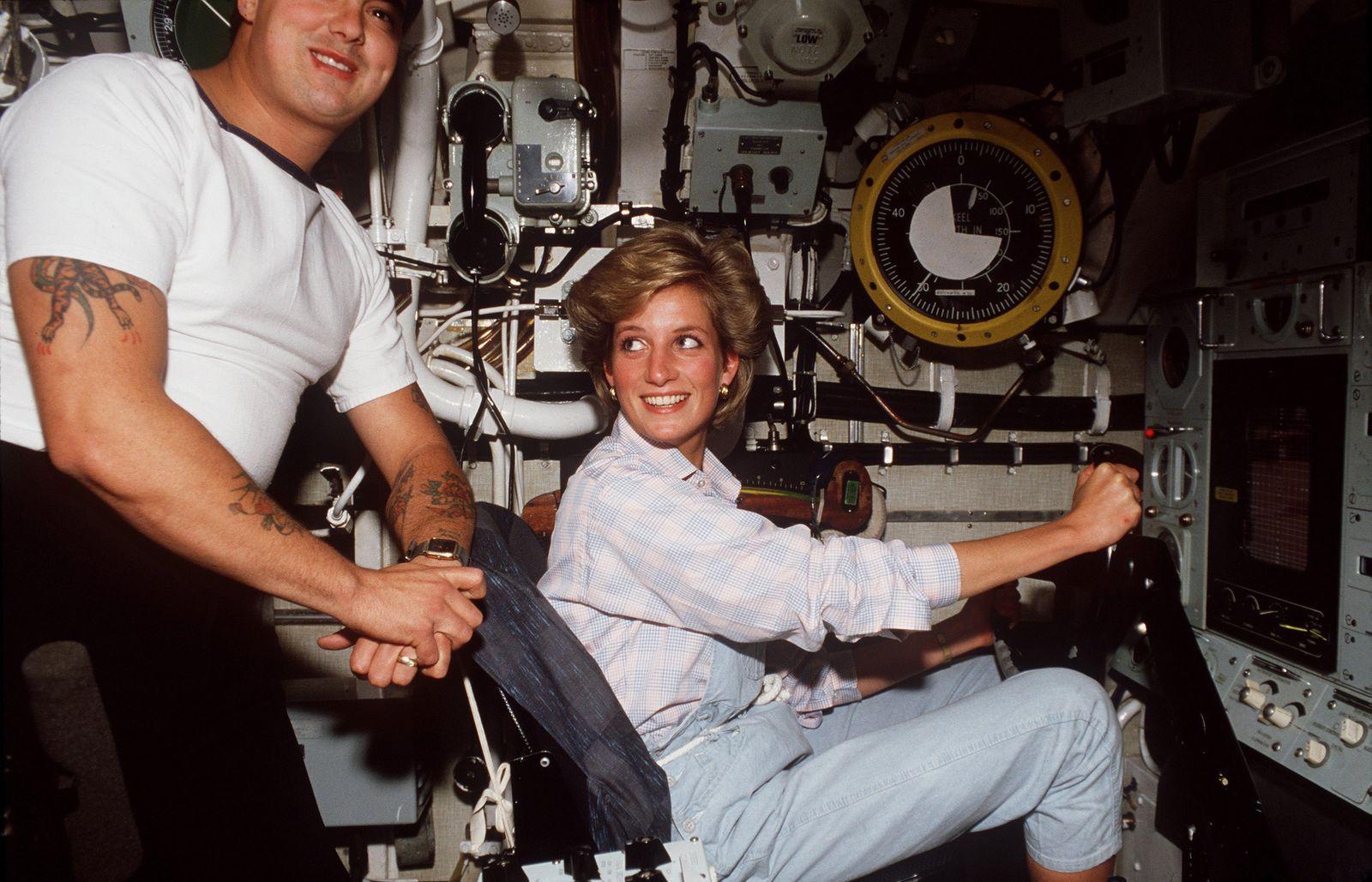 50 Photos of Princess Diana You've Never Seen Before