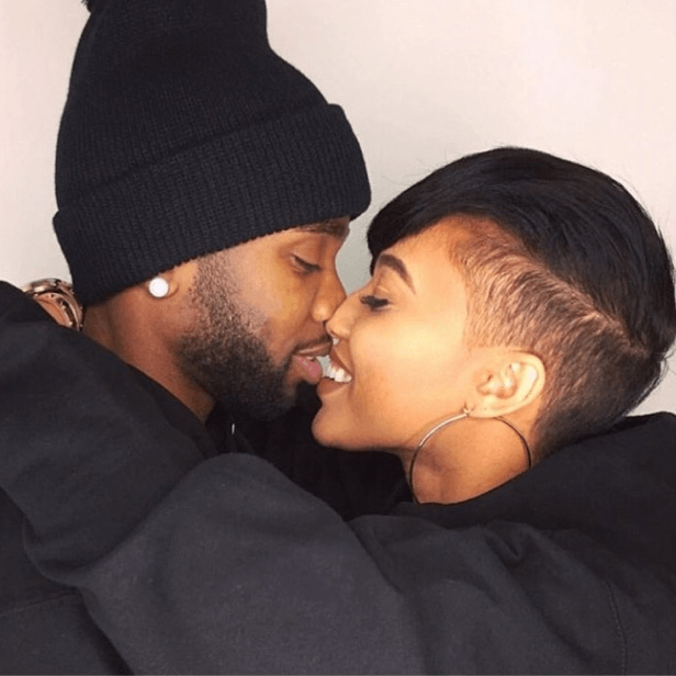 Pics of black couples in love