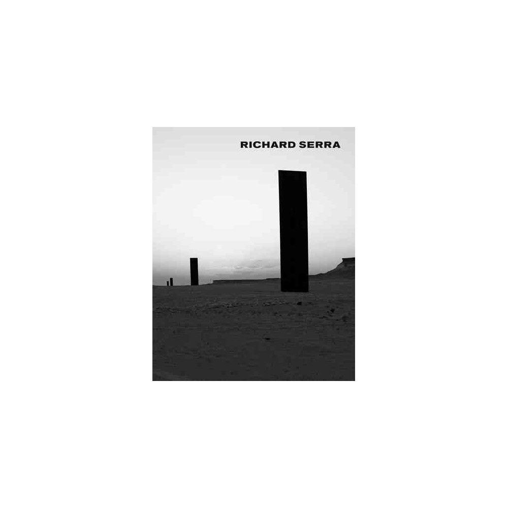 Richard Serra (Bilingual) (Hardcover)