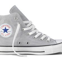 Chuck Taylor All Star Hi Seasonal Grey Color