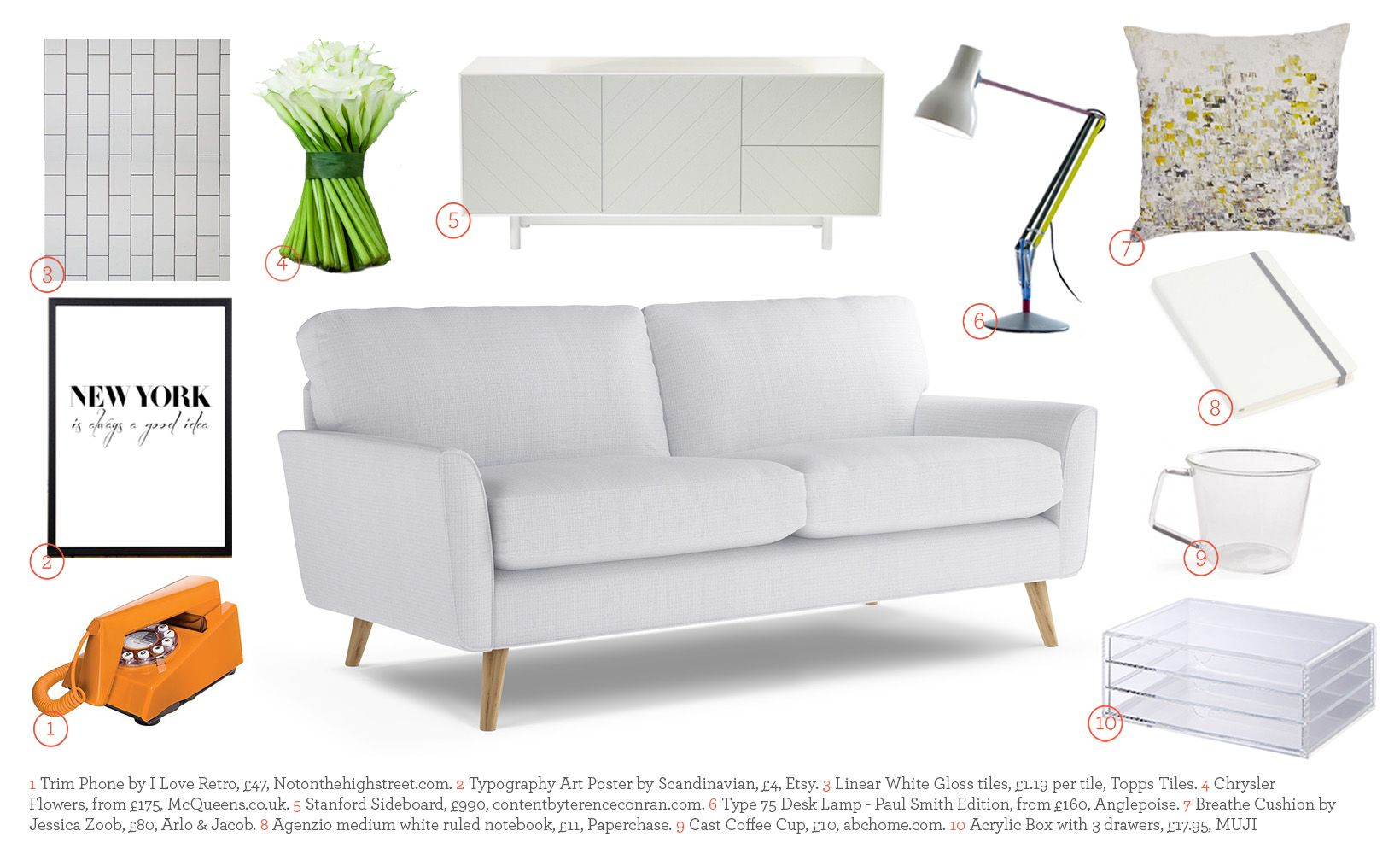 Bardolph Chaise Sofa Right Hand Get The Look Pinterest Linear
