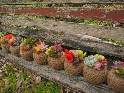 Fábrica de Idéias - Tudo em Paisagismo e Decoração: Troncos na decoração do jardim