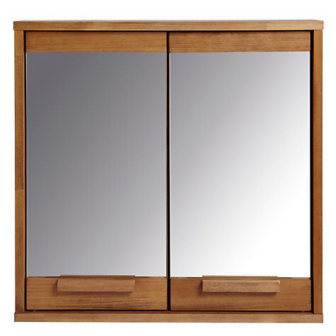 buy john lewis cayman double mirrored bathroom cabinet online at johnlewiscom 99