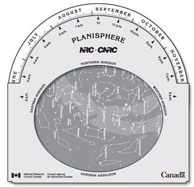 picture about Planisphere Printable referred to as Pin upon Teenager Show Programs
