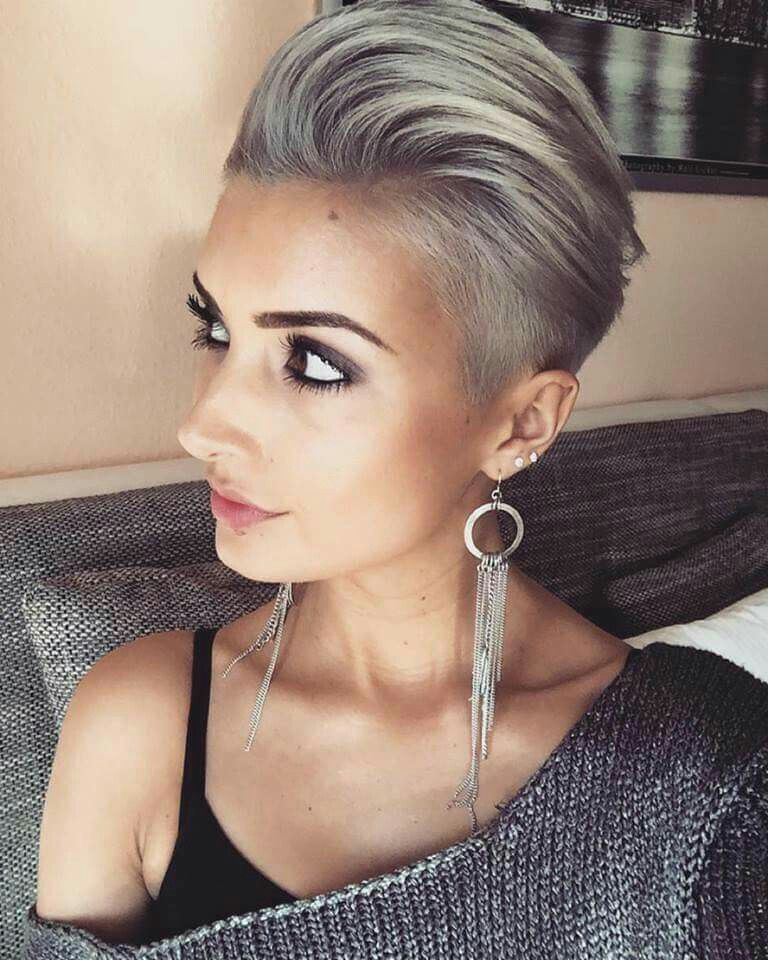Kun ois rohkeutta Hair Edgy pixie hairstyles, Longer