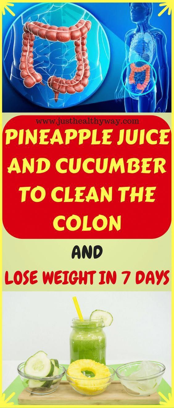 How To Do A Colon Cleanse (With images) | Detox juice ...