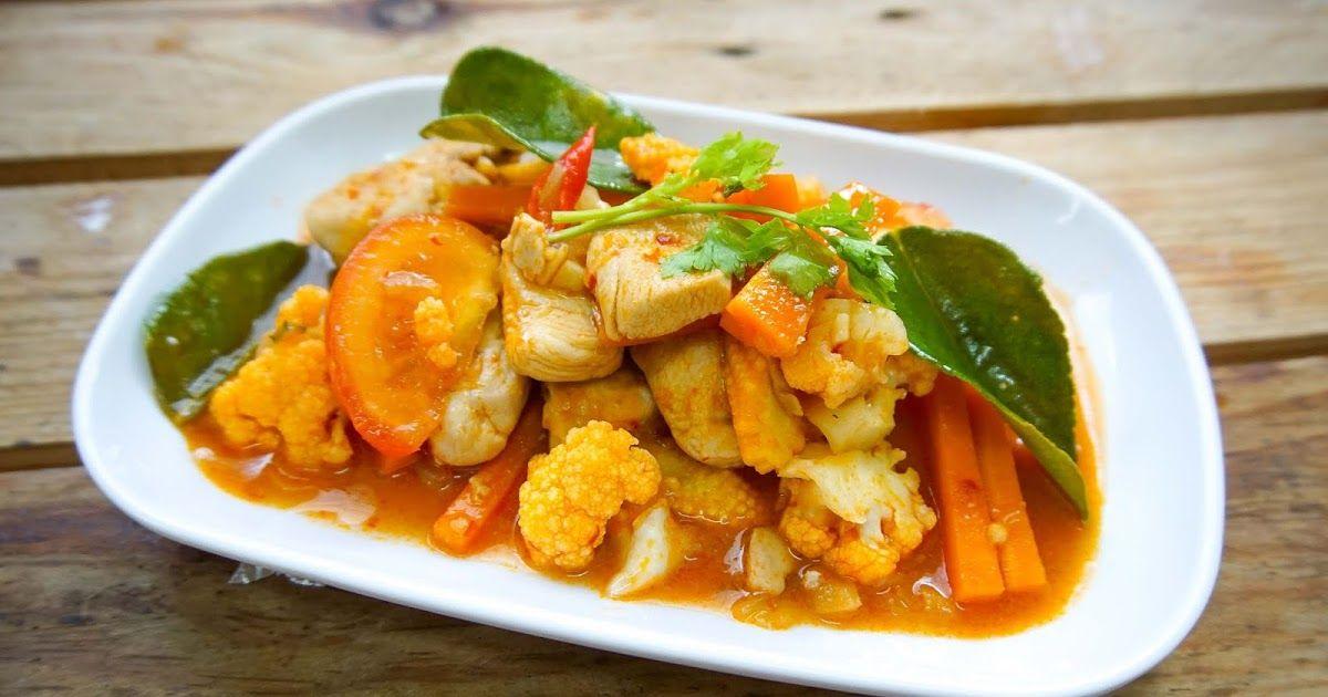 Resepi Paprik Ayam Mudah Dan Sedap Video Asian Recipes Recipes Cooking