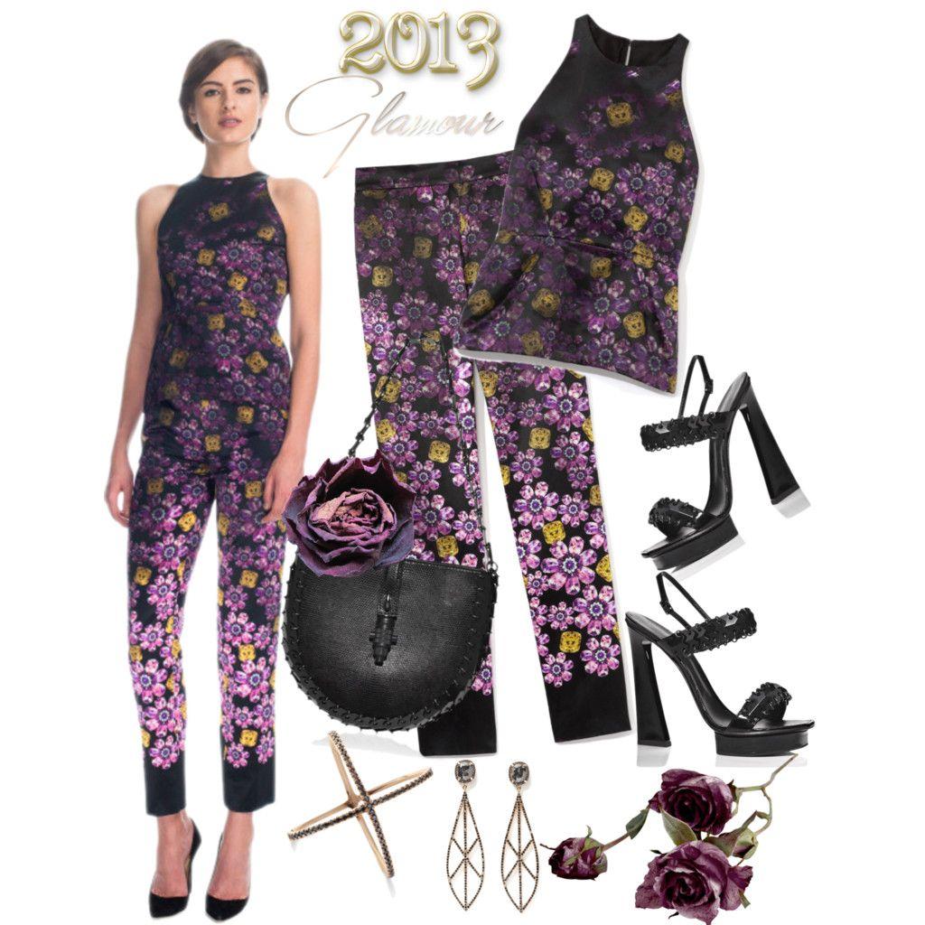 2013 Glamour by jacque-reid, via Polyvore