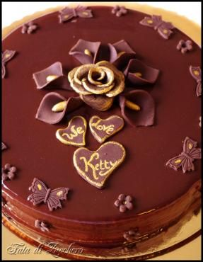 [CP] - Auguri cioccolatosi a Ketty