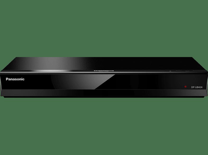 Panasonic Dp-ub424egk Ultra Hd Blu-ray Player (schwarz) ,schwarz