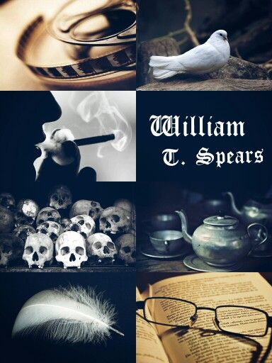 William T. Spears/ Shinigami