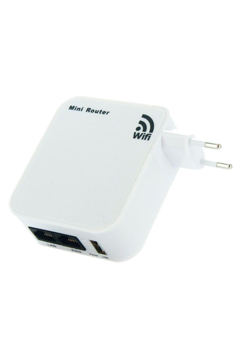 Mini Router Wi-Fi Blanco, antes 80€ antes 29€ en divinitycollection.es