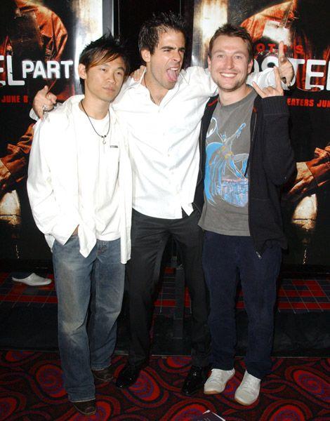 James Wan, Eli Roth, & Leigh Whannell