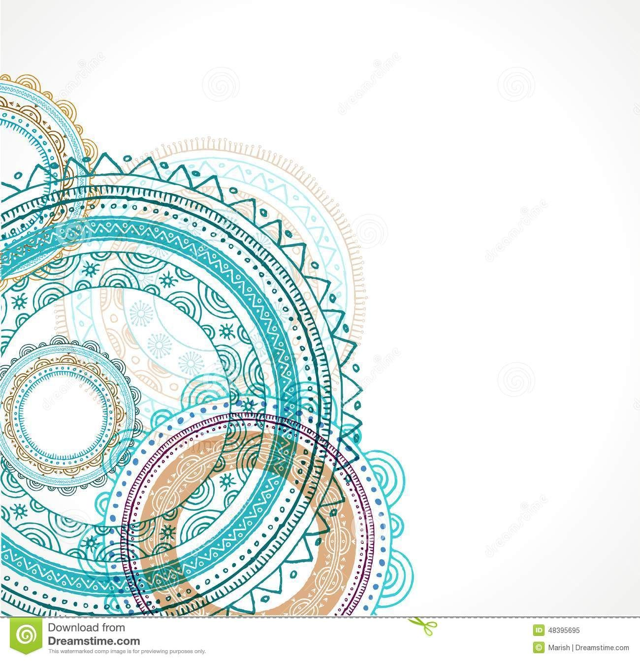 tribal-bohemian-mandala-background-round-ornament-hand-drawn-vector-illustration-48395695.jpg (1300×1343)