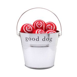 Tennis Ball Gift Bucket Red now featured on Fab.