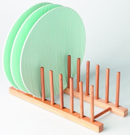 Howards Storage World | Bamboo Plate Stand & Howards Storage World | Bamboo Plate Stand | Kitchen | Pinterest ...