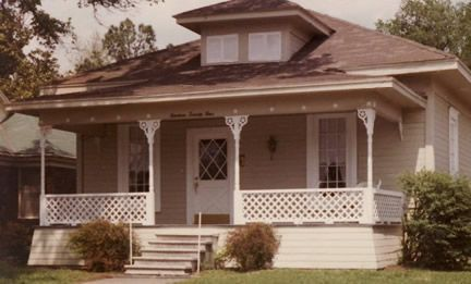 1 Story Hipped Roof With Dormer Porch Photo 38 Craftsman Front Porches Bungalow Porch Hip Roof