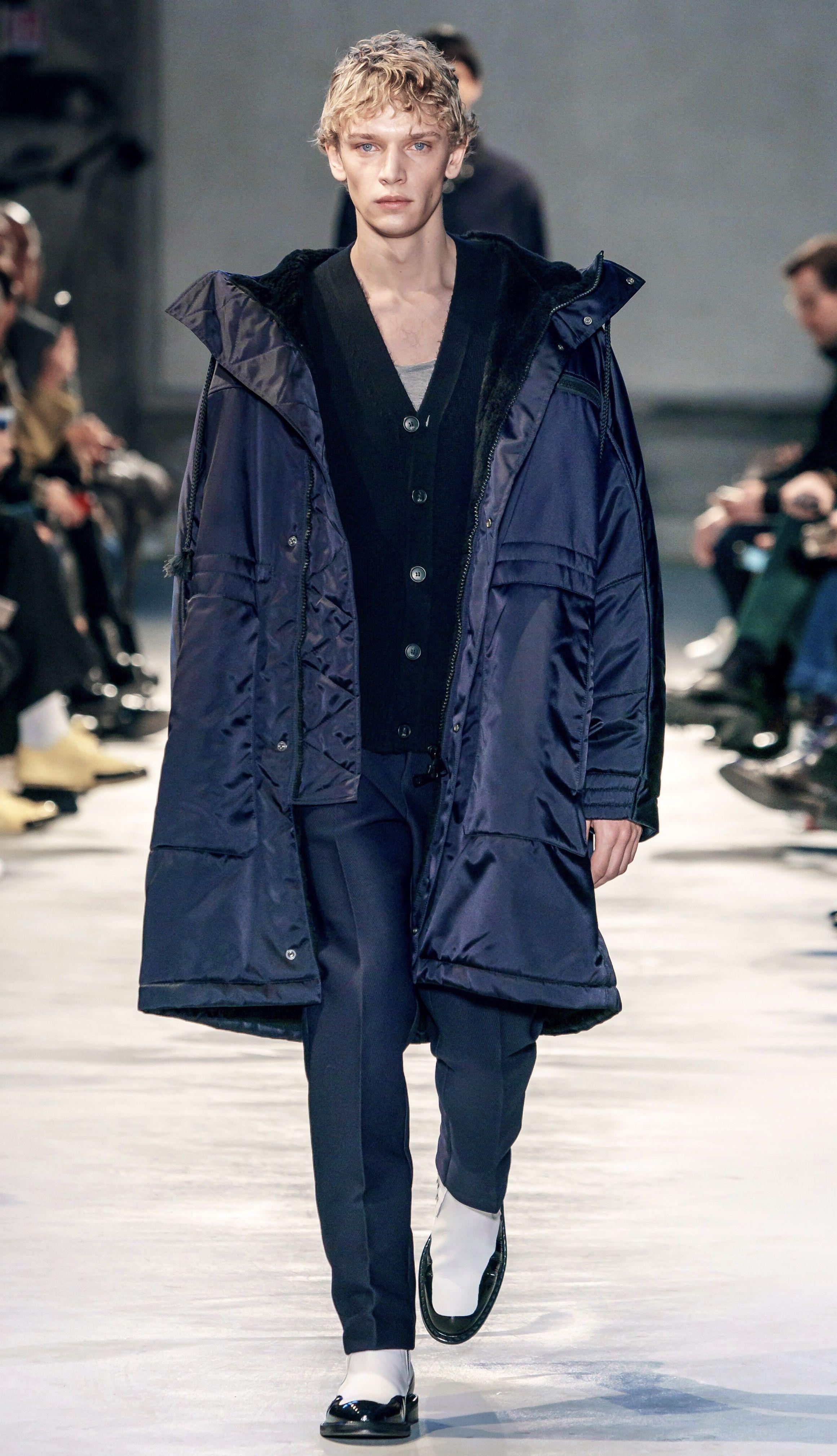 6d0d041ba No. 21 Fall 2019 Menswear Look #19 featuring Peter DuPont | MENS ...