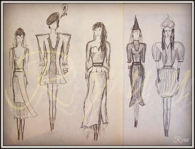 Fashion Design Course Learn How To Be A Fashion Designer Sketches Clothes Design Design