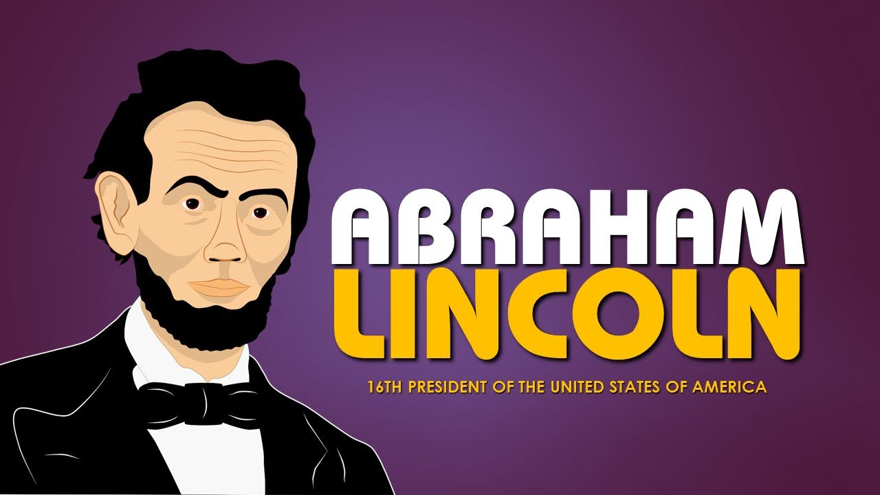 Abraham Lincoln Coloring Pages For Kindergarten : Abraham lincoln biography history for kids educational videos
