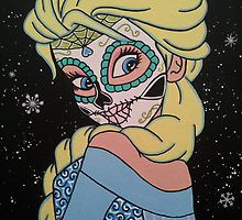 Elsa Gifts & Merchandise | Punk disney, Disney art, Zombie ...