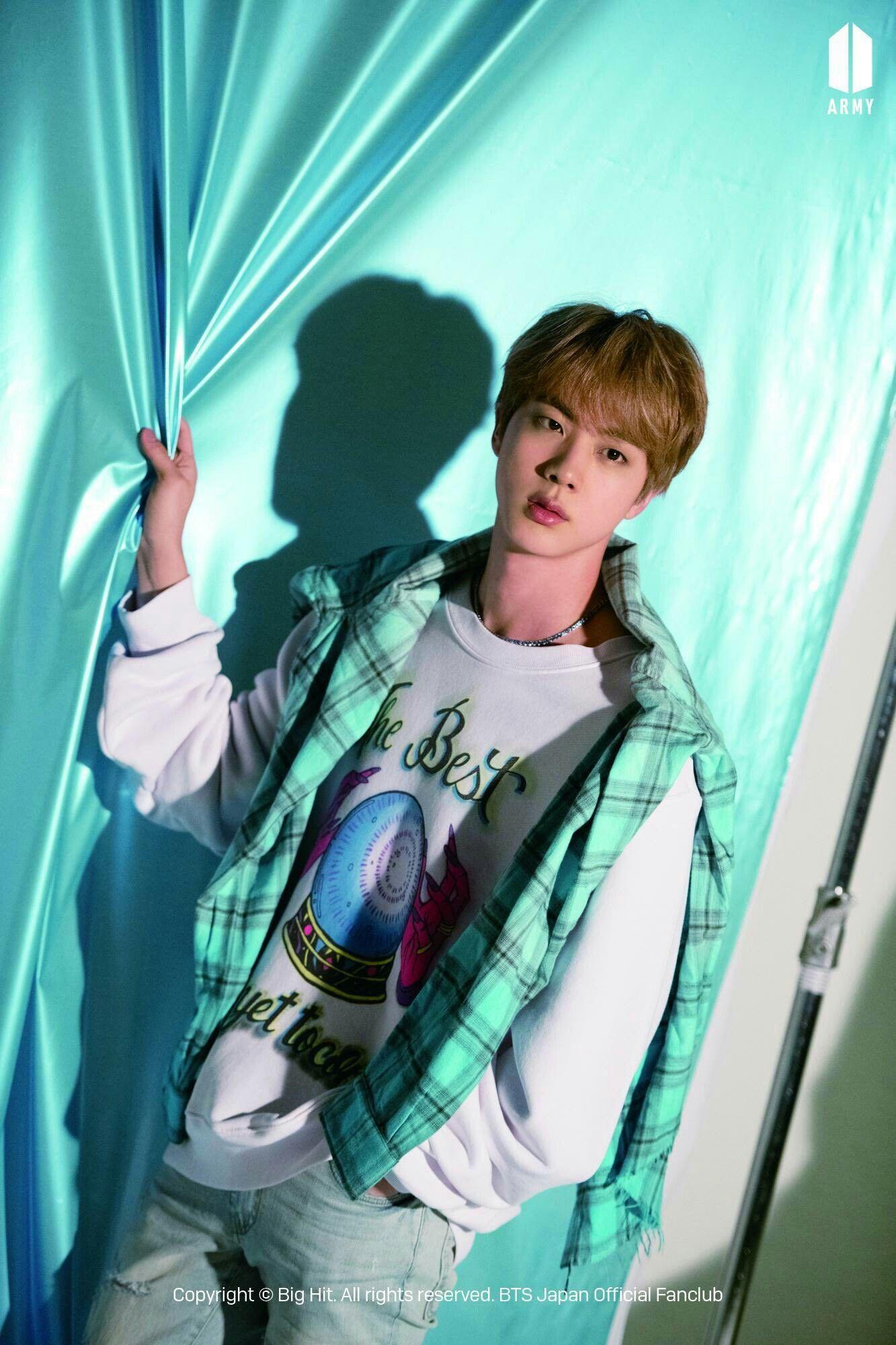 BTS | Japan Fancafe BTS Gallery 07.31.2019 Lights/Boy With Luv Jacket & PV making