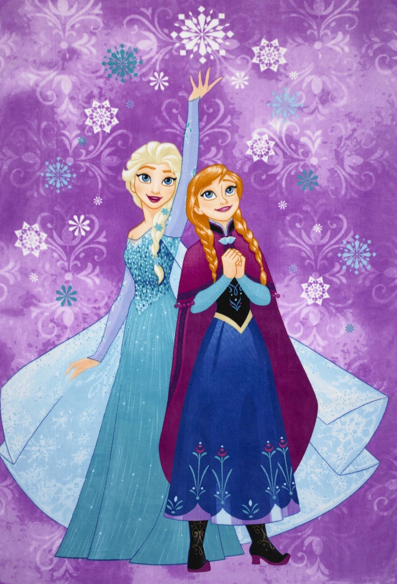 Frozen Anna And Elsa Frozen Kids Disney Frozen