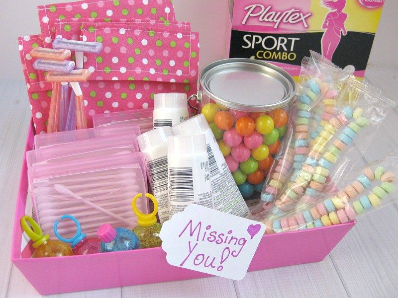 College Care Package for Women Care package, College