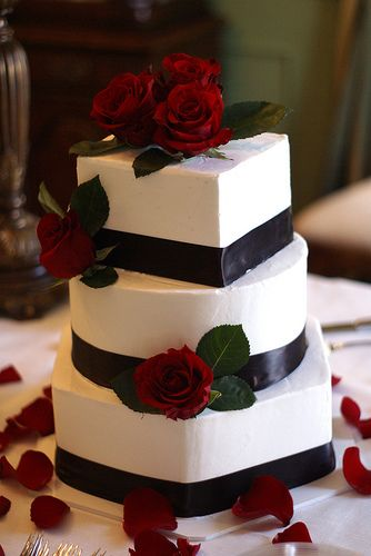 Best Wedding Cakes In California Simply Roses Cake