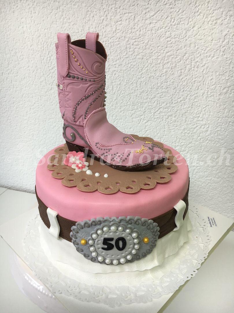 Country + Line Dance... Happy Birthday zum 50. | Geburtstagtorten ...