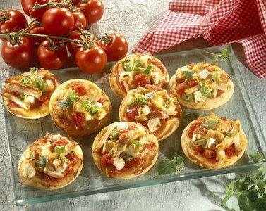 Wohnen Und Garten De Rezepte http foto wohnen und garten de fingerfood rezept mini pizza top