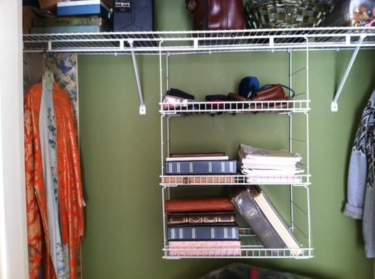 Ordinaire ClosetMaid 24 In. Hanging Wire Shelf