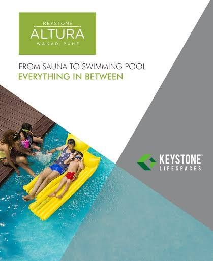 Keystone Altura From Sauna To Swimming Pool Everything In Between www.keystonelifespaces.com #KeystoneLifespaces #KeystoneAltura #RealEstate #Wakad #Pune