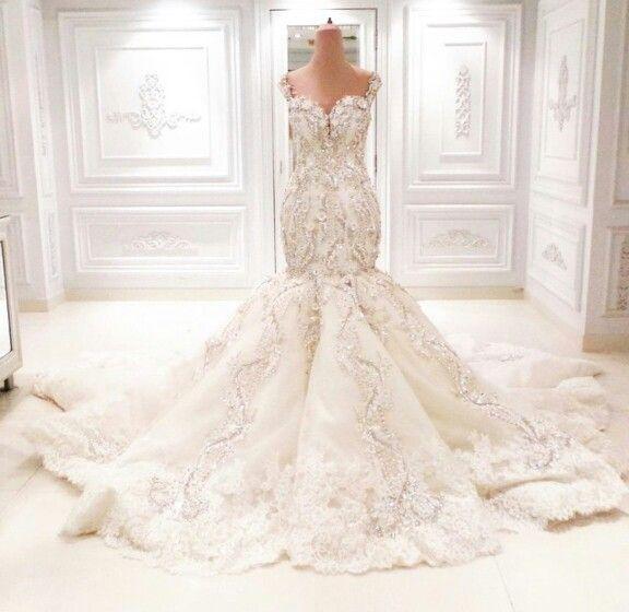 Jacy Kay Pinterest Hawaiimeshele Gaun Pengantin Putri Duyung Gaun Perkawinan Gaun Pengantin Brokat