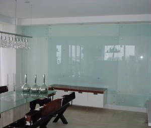 Color Tinted Mirror Panels Back Painted Glass Is Also Very Practical For Kitchen Backsplashes
