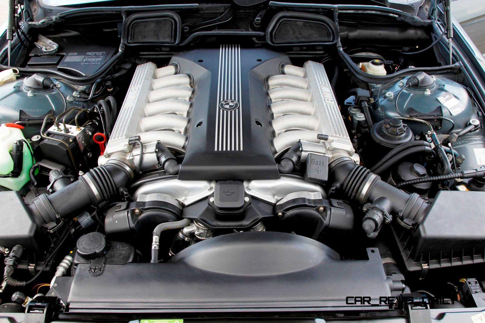 Bmw V12 Turns 25 Celebrating The Evolution Of The V12 Bmw 7 Series Car Revs Daily Com In 2021 Bmw V12 Bmw 7 Series Bmw E38