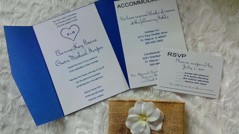 Digital Download, DIY, Rustic Wedding Invitations, Wedding ...