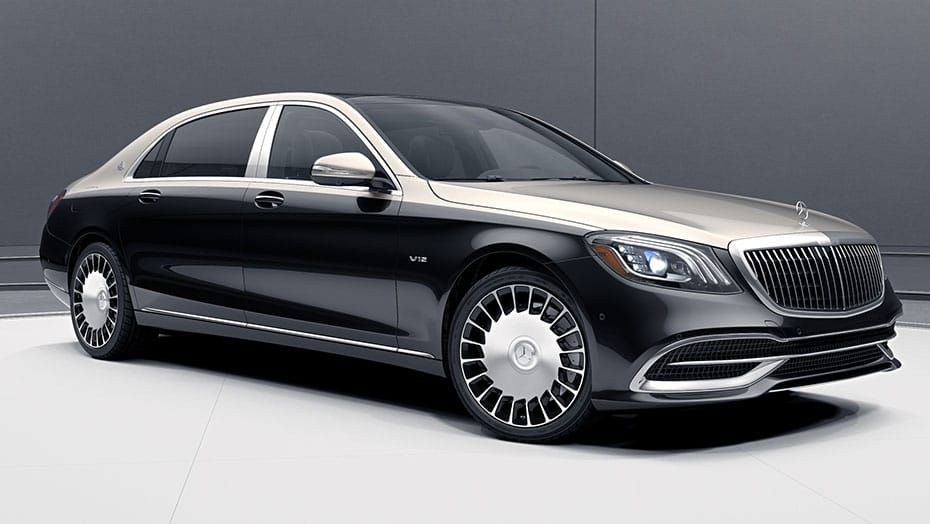 2019 Mercedes Maybach S 650 Sedan With Images Mercedes Maybach